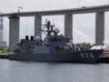 海上自衛隊ミサイル艇うみたか之圖