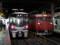 金沢駅に停車中の521系及び415系之圖