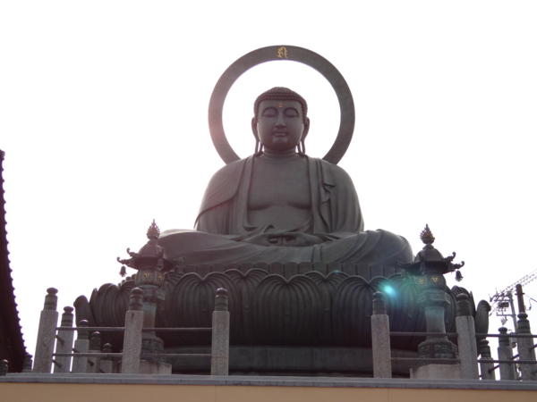 高岡大仏第弐圖