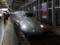JR岡山駅に入線するN700系さくら之圖