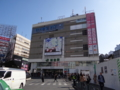 JR新宿駅東口之圖