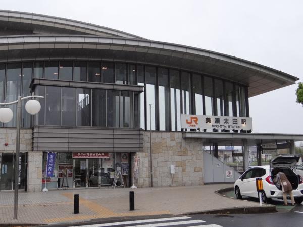 JR美濃太田駅之圖