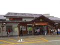 JR下呂駅之圖
