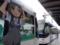 富山ライトレール試運転車両接近第参圖
