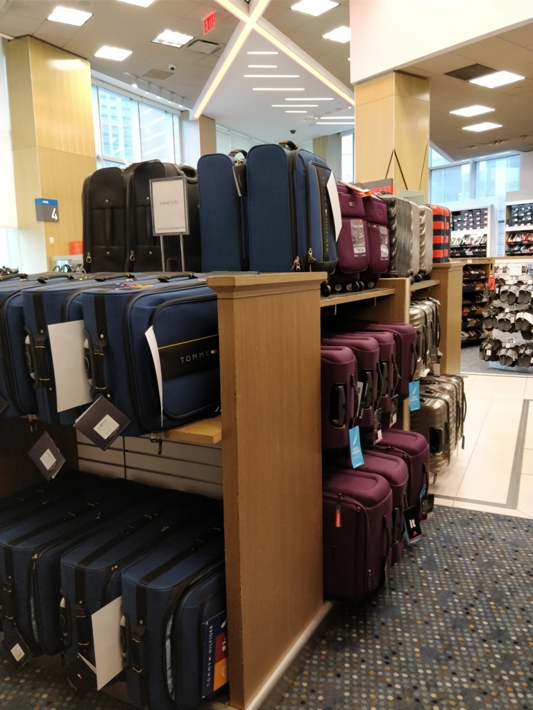 ニューヨーク スーツケース