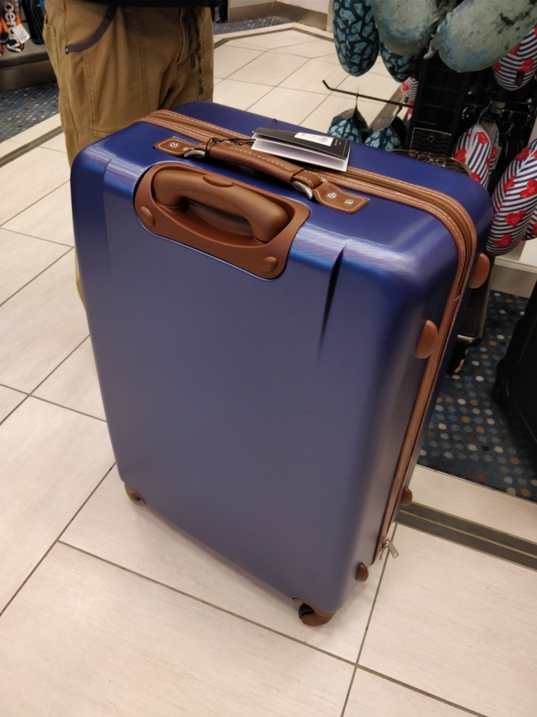 トミーヒルフィガー スーツケース Tommy Hilfiger