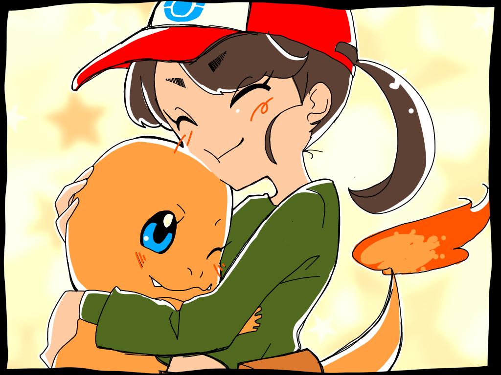 ヒトカゲとWakko