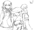 [LOKKENA][魔導師][童話作家][武闘家][忍者]ユキパ制覇記念