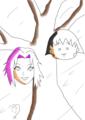 [NARUTO][ちびまる子ちゃん]あぁ!殺伐としたサクラの木にさくらが!