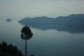 京都新聞写真コンテスト 賎ヶ岳より琵琶湖を望む