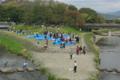 京都新聞写真コンテスト 占拠 今はブルーシート