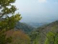 六甲山からの風景