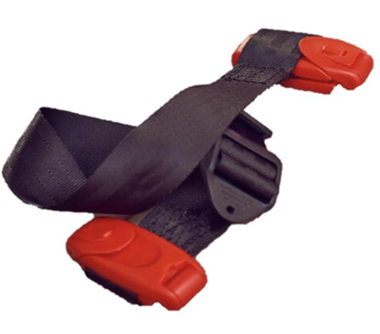 スマートキッズベルトはカーシェア 利用に最適