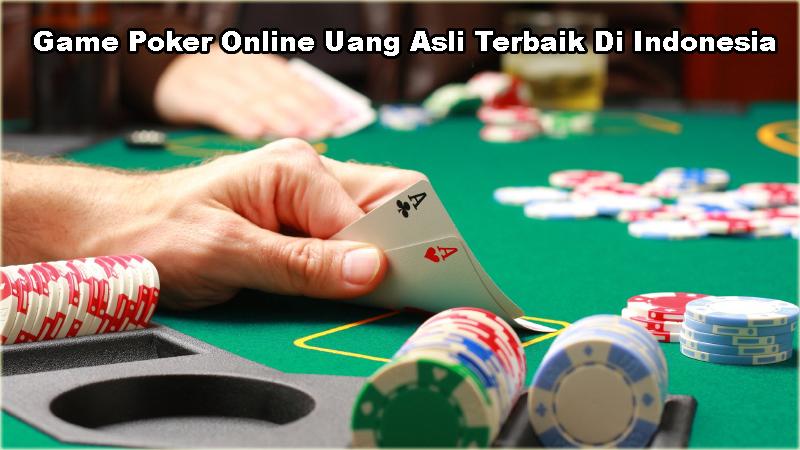 Image result for poker uang asli terbaik