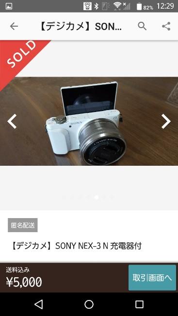 デジカメ SONY NEX-3N