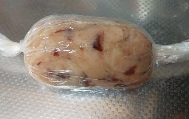 あんこクッキー 冷凍保存