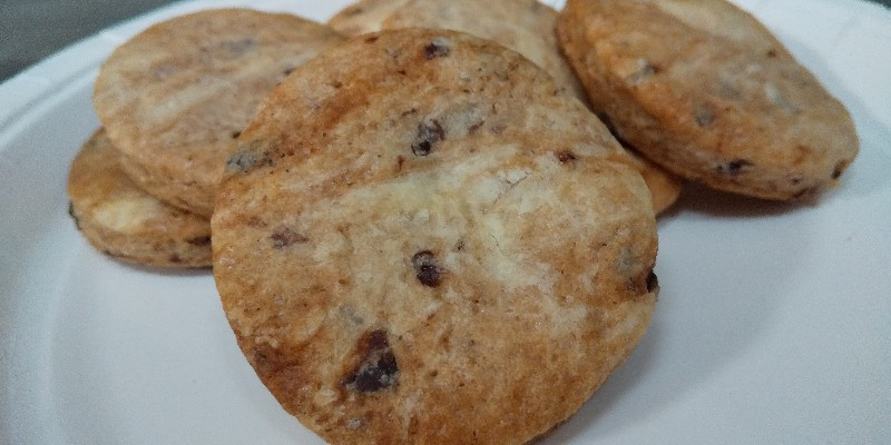 あんこクッキー