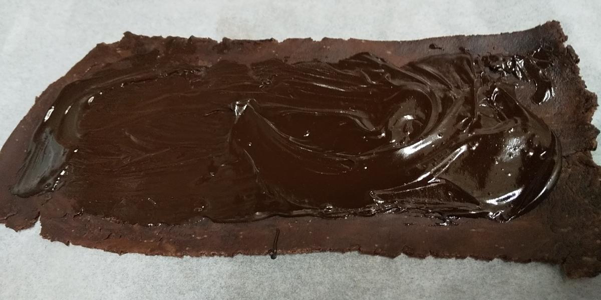 源氏パイ チョコレート味