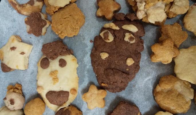 子どもとおやつを作ろう!クッキー作りが思いのほか楽しかった話