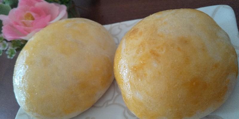 手作りピーナッツバターで*ピーナッツパン