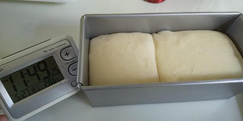 過発酵パン救済!パン耳ラスク風
