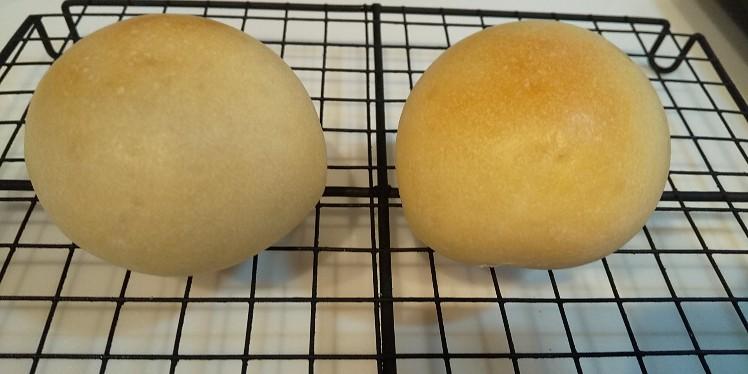度胸のキャラメル。キャラメルクリームパン