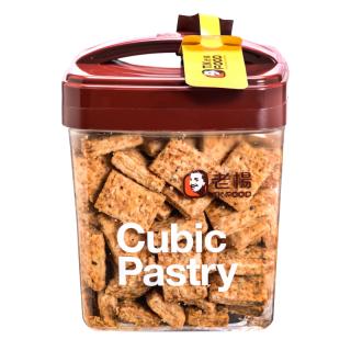 Cubic Pastry表記の方塊酥