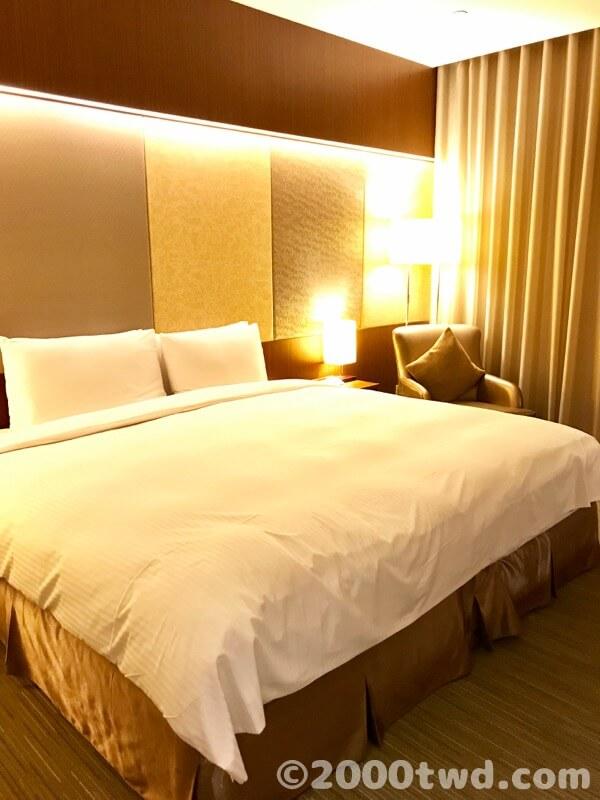 パーク台北ホテル・客室