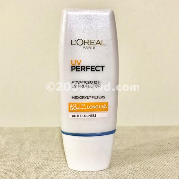 ロレアルパリ UV PERFECT(パープル)本体