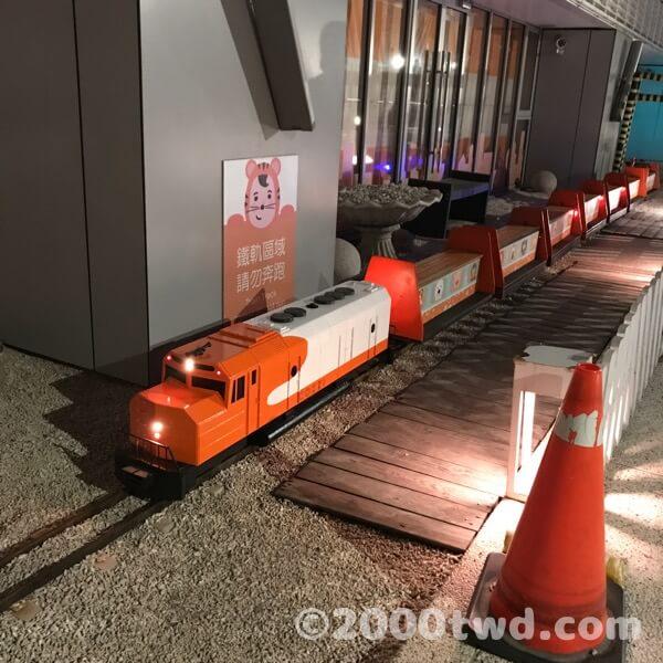 子供用電気機関車
