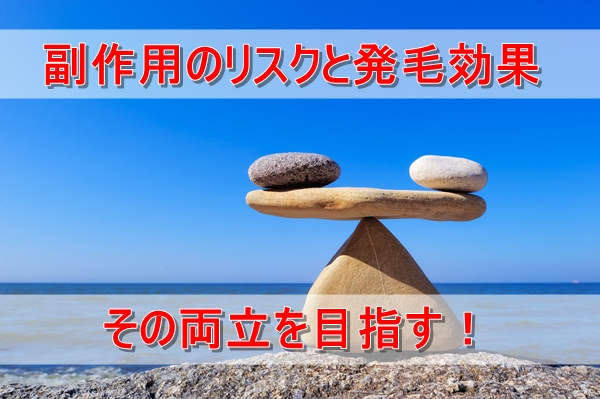 バランスが取れた石の天秤
