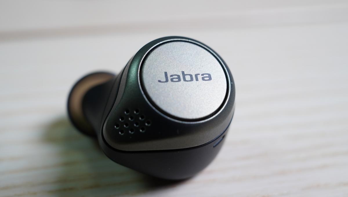 Jabra ELITE 75T イヤホン左