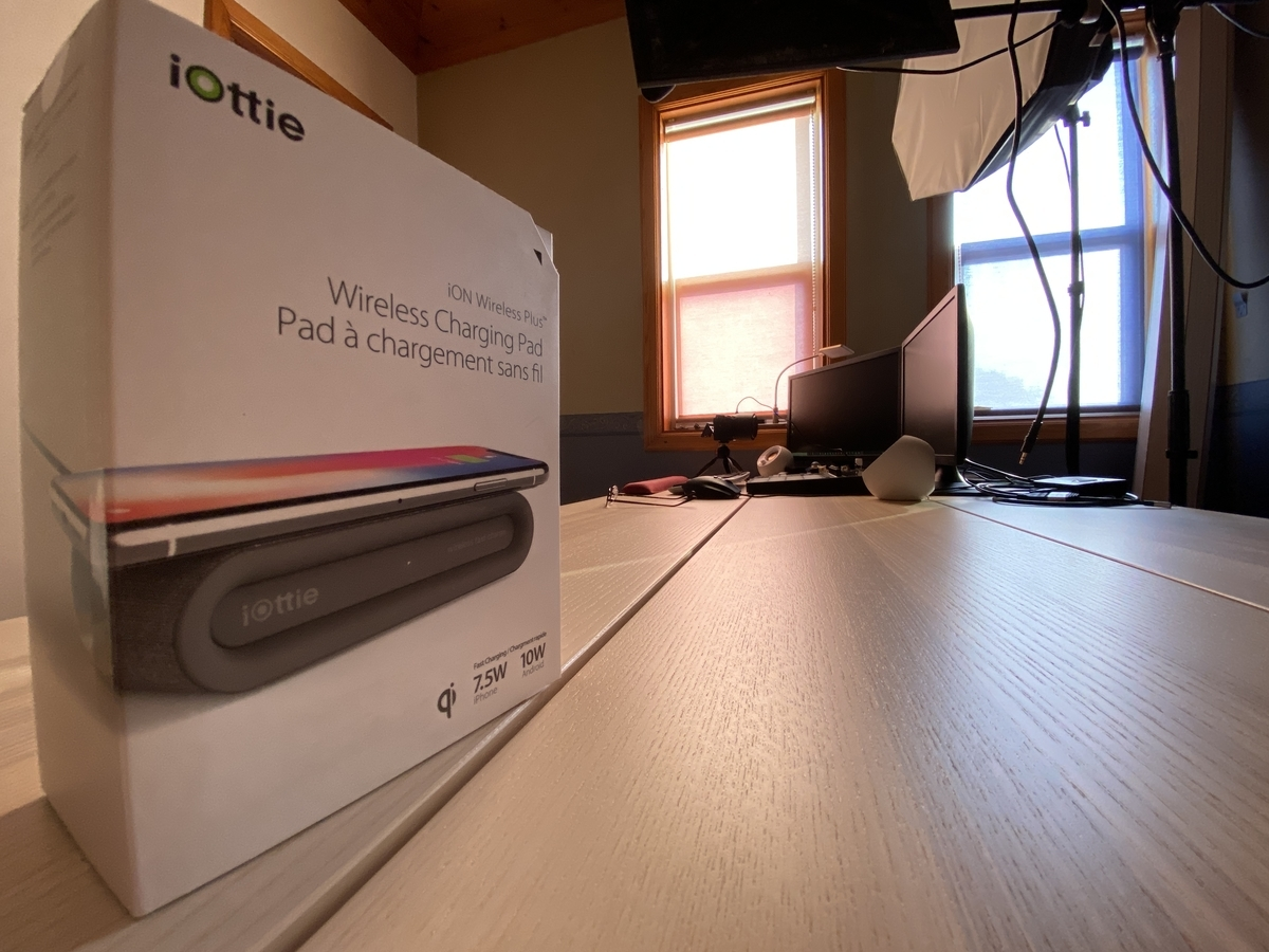 iOttie iON Wireless Plus