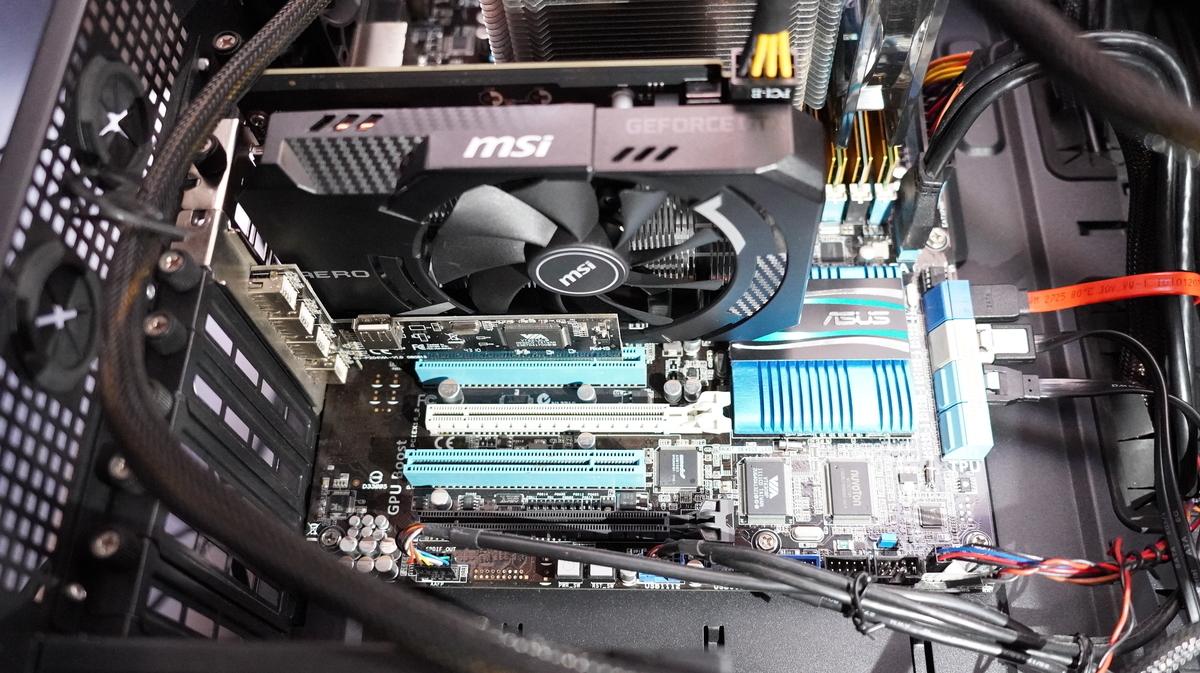 msi AERO ITX 1660Ti 6GB OC