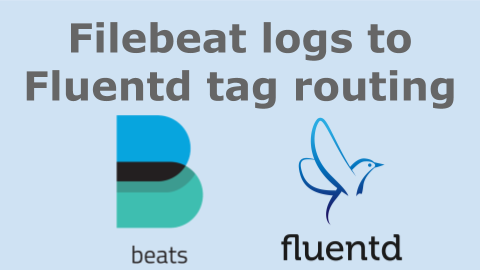 Beats (Filebeat) logs to Fluentd tag routing - designetwork(EN)