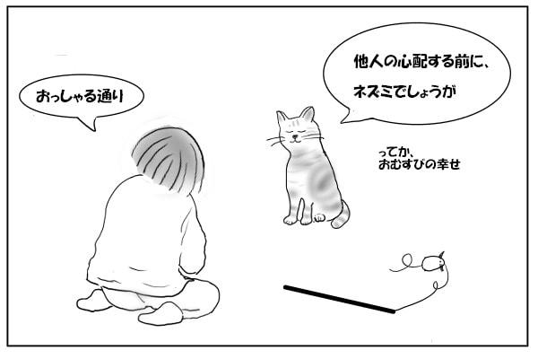 猫と飼い主3
