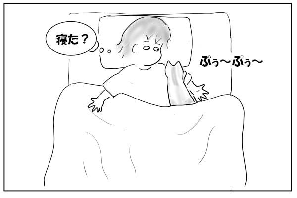 猫の鼻の音