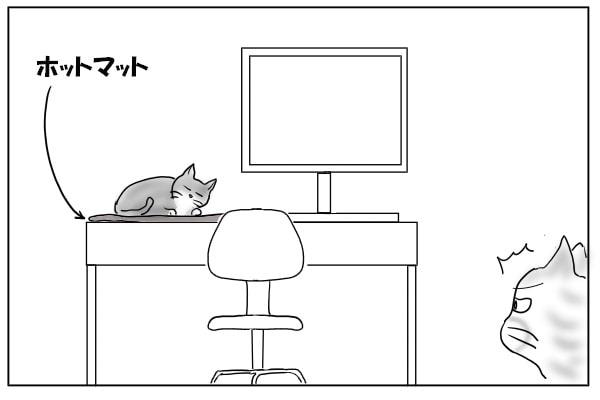 仕事用デスク