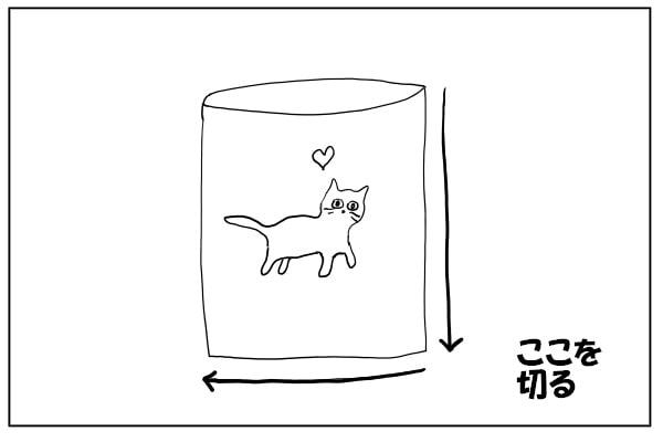 猫エサパウチ