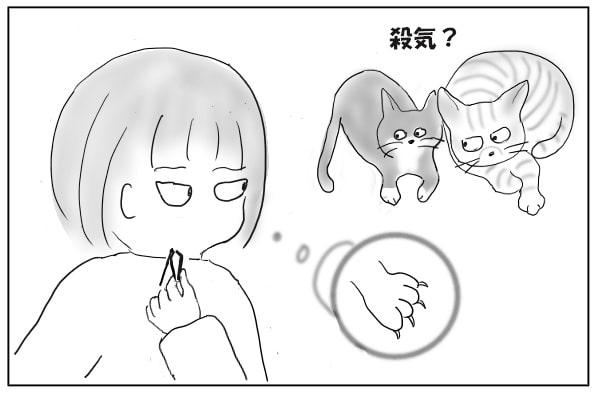 猫の爪を切りたい人