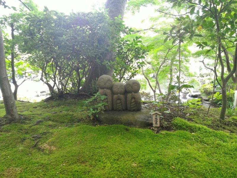長谷寺の「良縁地蔵」