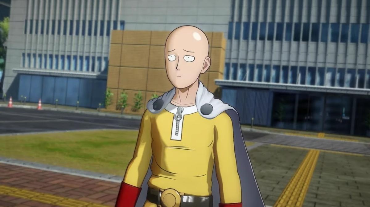 サイタマの仕様も判明!『ONE PUNCH MAN A HERO NOBODY KNOWS』の最新PV公開!【PS4/XboxOne】の画像