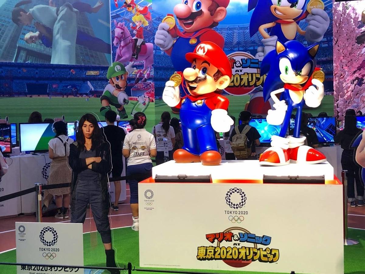 東京ゲームショウ2019で見た色々なものをまとめる記事の画像