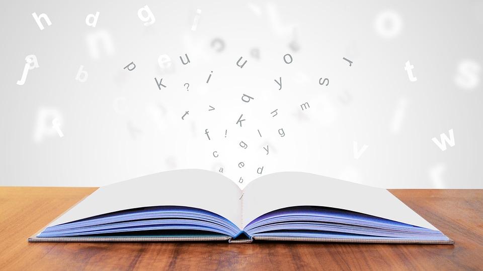 英単語と本