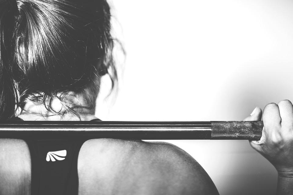 減量のためのトレーニング