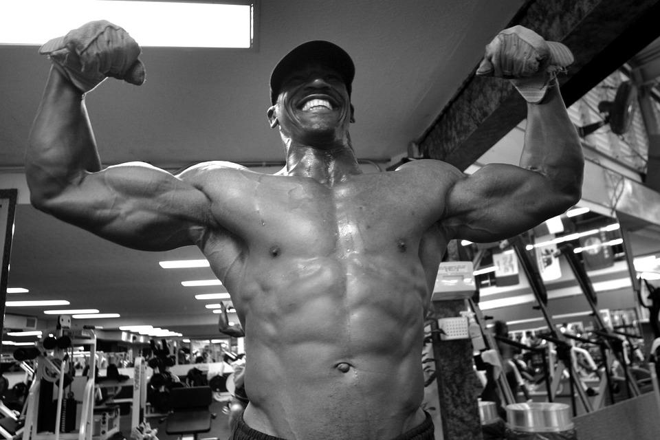 筋肉痛の画像