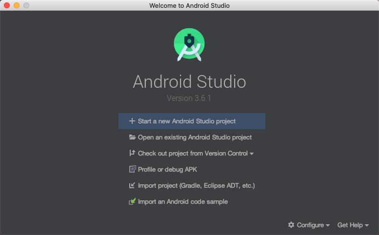 Android Studioエミュレータ設定【2020】