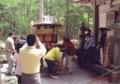 阿弥陀堂の御輿