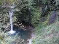 大山滝滝壷1