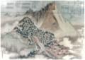 大山寺古絵図